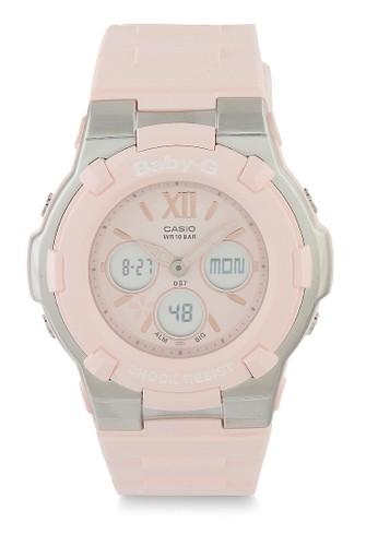 Baby-G pink Women Analog Watches Bga-110Bl-4Bdr 7766CAC174444FGS_1