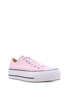 promo code b27c2 d9ee7 38% OFF Converse Chuck Taylor All Star Lift Ox Sneakers RM 264.10 NOW RM  164.90 Sizes 6 7 8 9