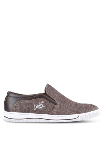 Louis Cuppers brown Luois Cuppers Shoes LO977SH0S9SFMY_1