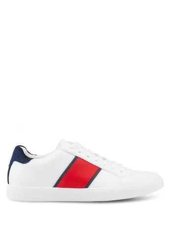 ALDO white Cowien Sneakers 020C6SHEBA0C52GS_1