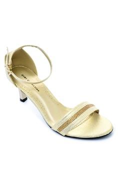 Eraseli Ankle Strap Heels Sandals