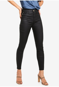 27251283126 River Island black Harper Joyride Skinny Jeans 1F548AAD4341C5GS 1
