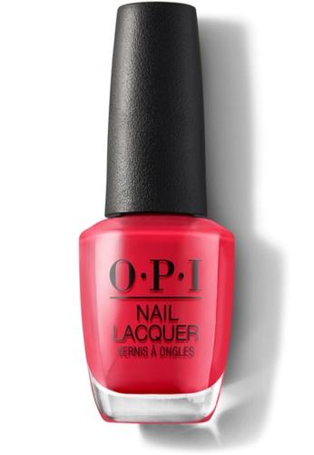 O.P.I red NLL20 - NL - We Seafood and Eat It C117EBE6AA13A6GS_1
