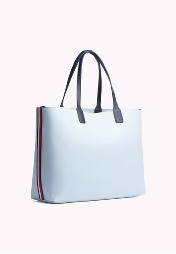 e255b6409f Buy Tommy Hilfiger ICONIC TOMMY TOTE Online on ZALORA Singapore