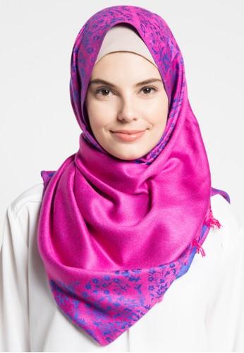 SHALIMAR pink Shalimar Pashmina Flower SH713AA37ASSID_1