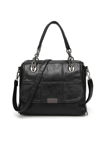 Lara black Women's Top-Handle Crossbody Bag A58E9AC3040ABBGS_1
