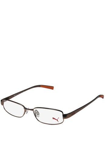 Puma Frame Kacamata Baca 15361 - 50 - Cokelat - Puma Eyewear 273db690d0