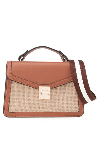 LOLINI brown Rose Sling Br 00EE4ACDA91DC7GS_1