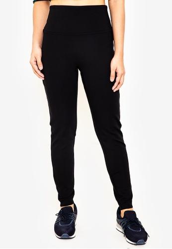 Spanx black Ponte Ankle Leggings 1BA12AA3ACA956GS_1