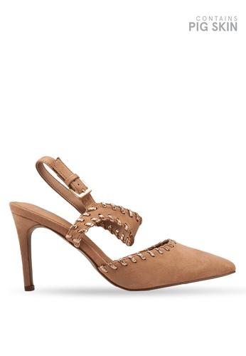 2a4e257fe5 Buy VANESSA WU Skylar Heels Online | ZALORA Malaysia