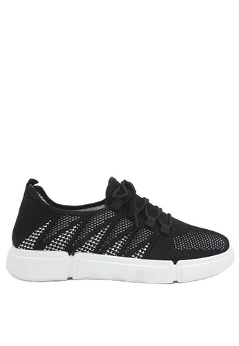 Dr. Kevin black Dr. Kevin Men Sneakers 13390 - Black/White FA158SH1535E12GS_1