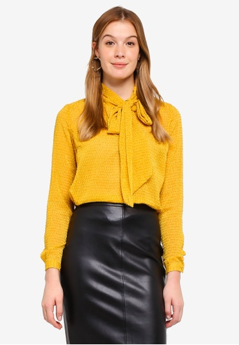 Y.A.S yellow YASBOW LS TOP B1CA2AA24A17F7GS_1