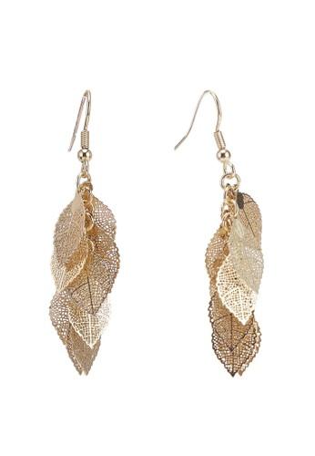 Pieces gold Kit Earrings 072ECACF9DC1BBGS_1