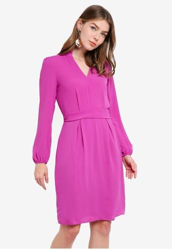 OVS pink Women's Woven Dress E1F39AAD07E46CGS_1