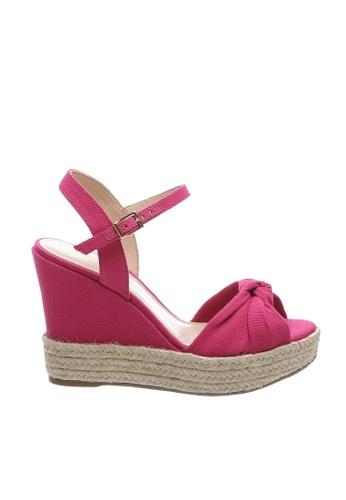 AREZZO pink Arezzo Chica In Fuchsia 43B5FSH84833E0GS_1