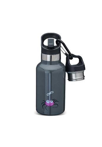 Carl Oscar black TEMPflask, Kids 0.35 L - Grey D9966ESC84B3E7GS_1