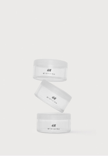 H&M Travel Jar 3-Pack AF870BEA547B6AGS_1