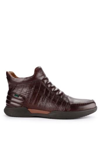 Kickers brown Kickers Mens Shoes Kcm 2915 A670ESH1E37171GS_1