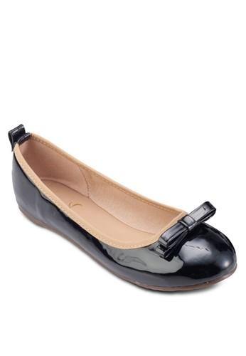 Bow Lined Flats,esprit 工作 女鞋, 鞋