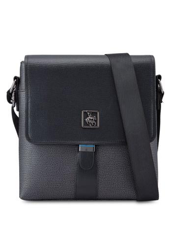 Swiss Polo black Messenger Bag SW912AC48MUXMY_1