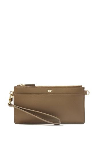 Braun Buffel brown Faye Sling Wallet A960EACEC63F9BGS_1