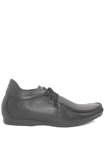 Dr. Kevin black Dr. Kevin Men Casual Boots 1048 - Black F9F96SHB2E96F7GS_1