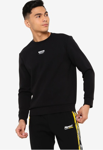 361° black Sports Life Sweater A8710AA9B93AE4GS_1