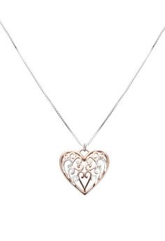 e59cfd941e Carlton London gold Pendant Necklace 0F930ACB318BF0GS_1