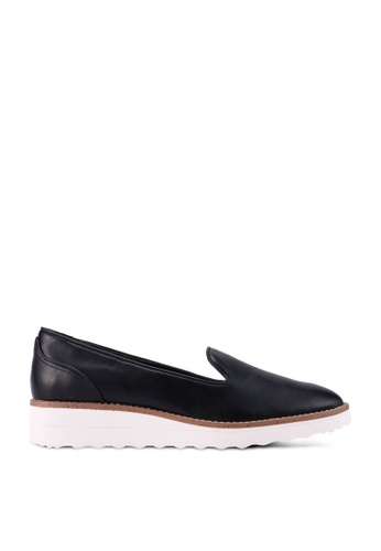 Call It Spring black Bouvet Loafers 9407BSH8968C96GS_1