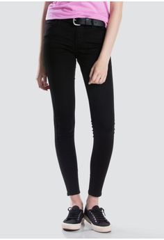 18250ce38c7 Levi s black Levi s 710 Super Skinny Jeans Women 17778-0034  A1340AAF28BA05GS 1