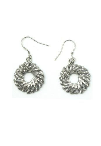 Paulini silver Earring Cyclone (R) PA011AC92LXJMY_1