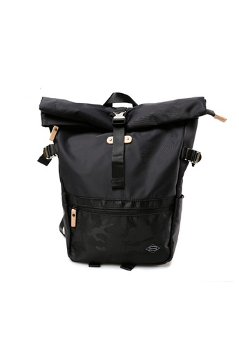 76c3b15fa84a Buy GreyPlus Camo Minimalist Backpack Online on ZALORA Singapore