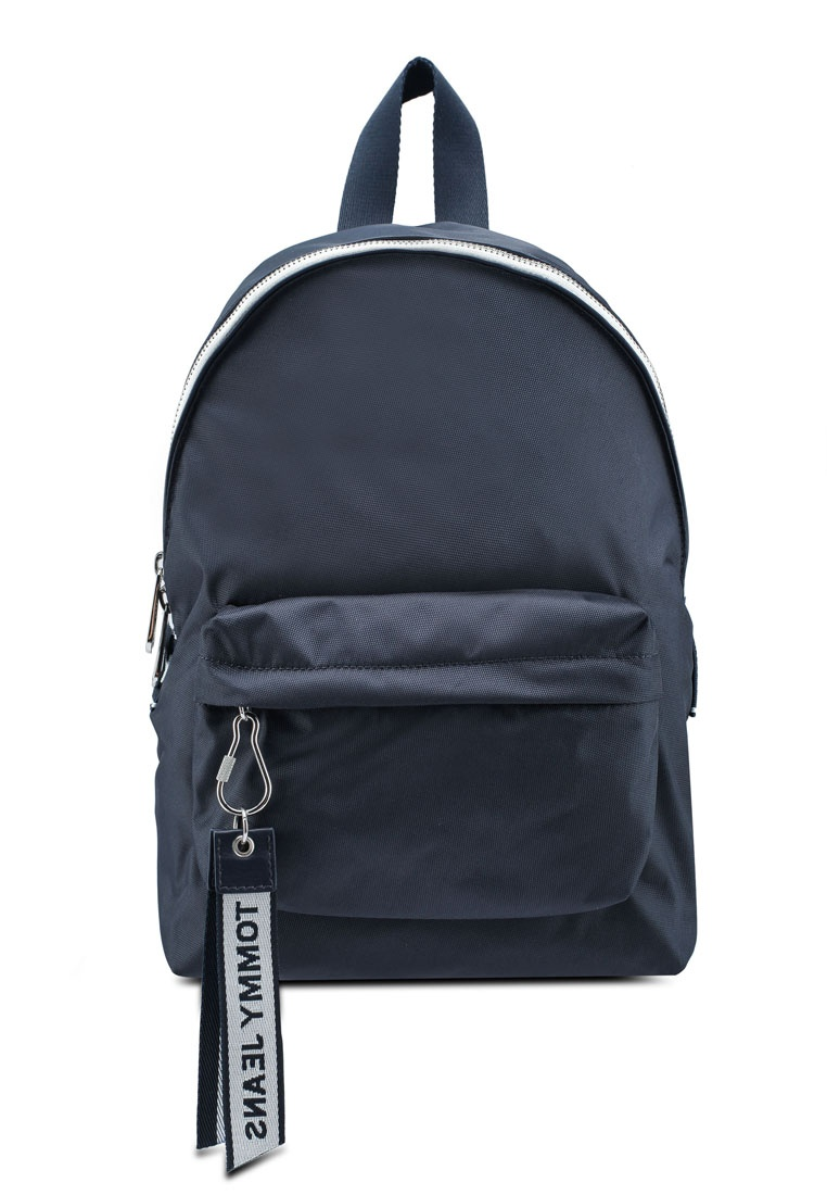 e8eb6070 NAVY Hilfiger Tommy Black TOMMY LOGO TOMMY MINI Friday JEANS BACKPACK  qaS0PP6w ...