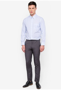 e94ac9d6407778 52% OFF G2000 Block Checked Long Sleeve Shirt S  69.00 NOW S  33.00  Available in several sizes