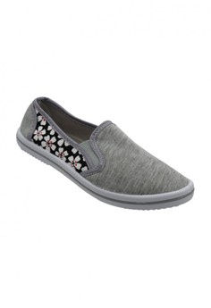 Flat Shoes Slip-On Sneakers Fashion Shoes D248