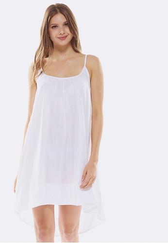 Deshabille white Belagio Dress DE081AA0HC3XSG_1