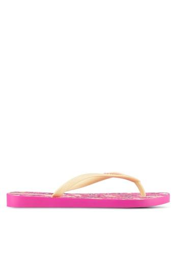 Ipanema pink Ipanema Everyday Flip Flops IP362SH0SS1RMY_1