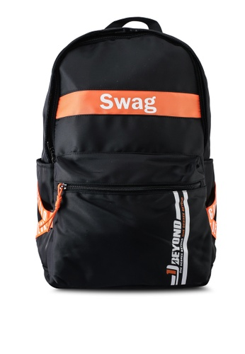 361° black Sports Life Backpack D539CACAC14EC4GS_1