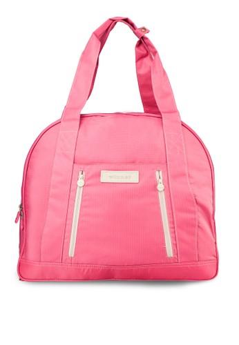 簡約大容量側肩包, 包,esprit女裝 旅行背包