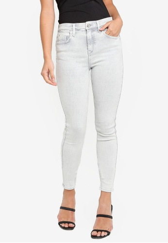 66534411f17a Buy River Island Amelie Dolphin Jeans Online on ZALORA Singapore