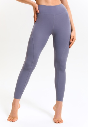 HAPPY FRIDAYS Nude Yoga Cropped Tights DSG96 78D35AA92B8E70GS_1
