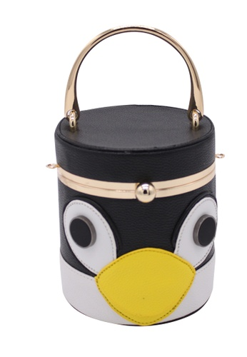 Dazz Black And White Yellow Penguin Bag 3a260acee5aa44gs 1