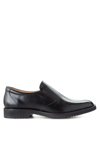 Bristol Shoes black Marlone Black Slip-on BR842SH47QNCPH_1