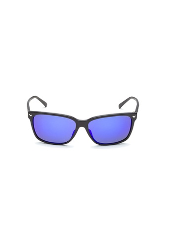 Police black POLICE Fifty 1 Sunglasses SPL117G 703B PO706AC26OWRMY_1