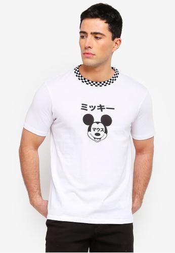 Cotton On 白色 短袖印花T恤 35AD9AA4F4899AGS_1