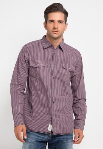 Bombboogie purple Bb 89 Shirt BO419AA0V70WID_1
