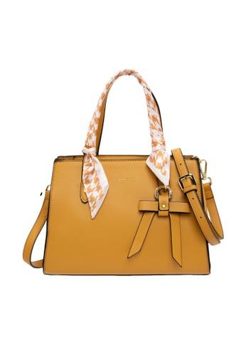 Tracey yellow Tracey Sr. In-Retro Handbag DA9FDACBE0E03AGS_1
