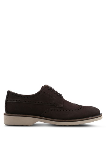 ALDO brown Lovadoclya Smart Casual Shoes 9E6ADSH0B8719EGS_1