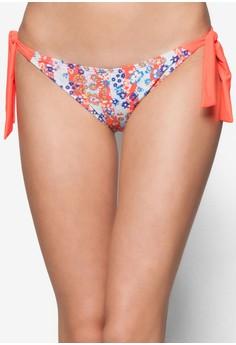 Holiday Tie Side Brazilian Bikini Bottom