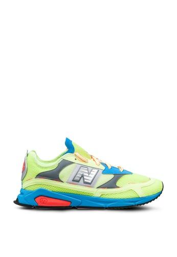 New Balance 黃色 X Racer Sportstyle 2C53ESH6C00821GS_1